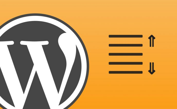 WordPressでカテゴリーを並び替える